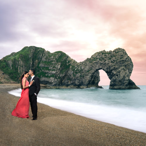 Chetan Reshma Pre-wedding Shoot in Dorset By Obsqura Photography 2