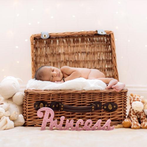 Monica's Maternity & Baby Shoot | Obsqura Photography